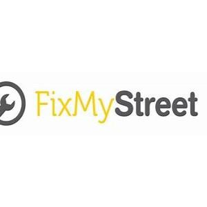 Image of the Fix My Street logo
